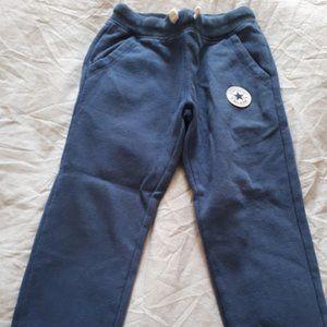 CONVERSE - Blue Track Pant Size 6 Boys